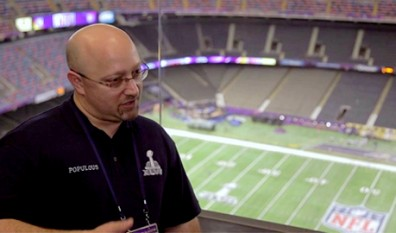 Smartsheet Case Study -  Populous at Super Bowl XLVII